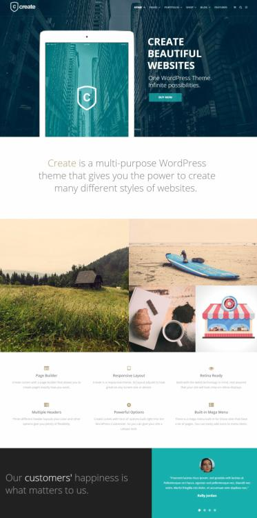 Create theme review themetrust read truth for Making a wordpress template