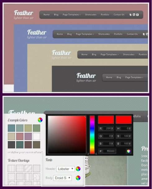 Feather Theme Review - Elegant Themes | MUST READ