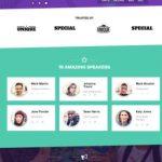 OpenEvent WordPress Event Theme - Showthemes