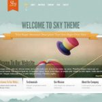 Sky WordPress Theme - Elegant Themes
