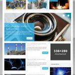 MH Edition Demo - MH Themes - WordPress Magazine News Blog Theme