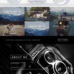 RokoPhoto Pro Demo - ThemeIsle Portfolio WordPress Theme