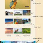 Eclipse - WPZOOM Gallery Portfolio Showcase theme