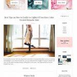 Fashion Chic - Theme Junkie - Premium WordPress Blogging Theme