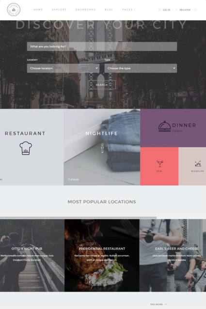 Teslathemes locales review directory theme good locales teslathemes local business directory theme for wordpress accmission Images
