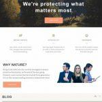 Naturelle Pro - ThemeIsle One Page Nature WordPress Theme