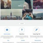 Peak Themify - Grid Based Portfolio blogging and galley WordPress theme