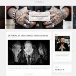 Underwood ThemeShift - WordPress Blogging Theme