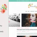 Feminine WordPress Theme by MYthemeshop - For Women and Girl Bloggers