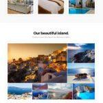Milos Demo Screenshot - CSSIgniter Hotel WordPress Theme