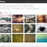 Reveal ThemeTrust - WordPress Portfolio Theme