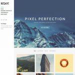 Ridge Demo by Theme Trust - Portfolio WordPress Theme