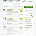 Clipper Coupon WordPress Theme - AppThemes