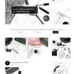 Adelle Pro WordPress Blog Theme - Bluchic