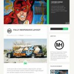 MH Cicero - Blog WordPress Theme by MH Themes