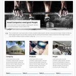 MH Corporate WordPress Business Theme - MH Themes