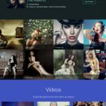 Music WordPress Theme for Events, Bands by Themify