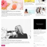 Rich Taste Magazine Blog WordPress Theme - RichWP