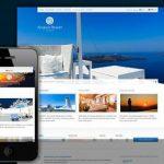 Aegean Resort CSSIgniter - Responsive Hotel Theme
