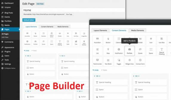 Page Builder - Parlor