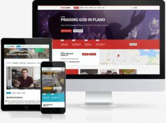 Responsive - Saved Church Theme