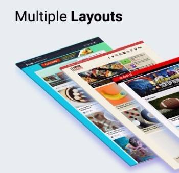 Multiple Demo Layouts - Bridge Mythemeshop