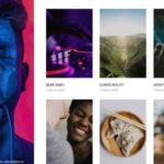 Sneak Zigzagpress - Photo Gallery Blog WordPress Theme