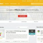 Taskerr AppThemes - WordPress Micro Jobs Theme Fiverr Clone