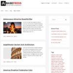 BasePressPro ThemeCountry - Blog WordPress Theme