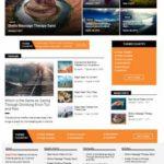 BlackWhite Themecountry Demo - Magazine WordPress Theme