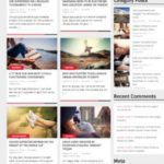 Pintobox Themecountry - WordPress Blogging Theme