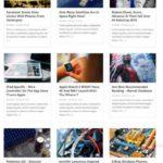TechQPro Review - Best Wordpress Blog Theme by ThemeCountry