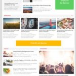 Advanced News WordPress Theme - HappyThemes