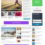NewsNow HappyThemes - News and Magazine WordPress Theme