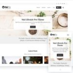 Mai Lifestyle Pro Genesis Blog Theme - StudioPress