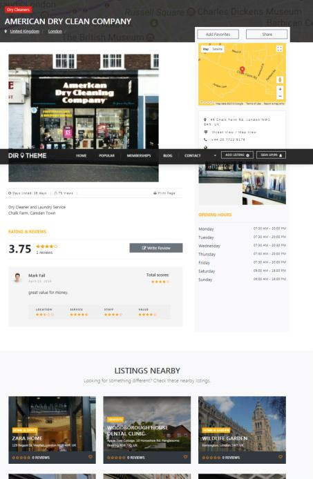 Directory Theme Review - PremiumPress   TRUE REVIEW