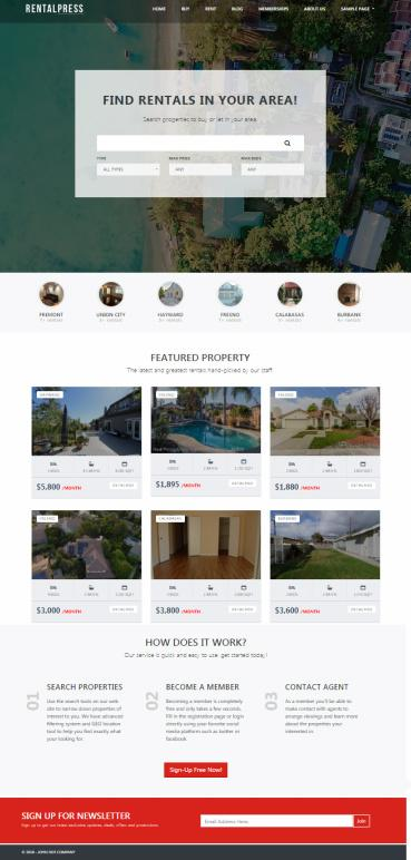 PremiumPress - Real Estate Theme Review | EXPERT'S REVIEW