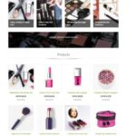 BeautyBoutique Demo InkThemes - Cosmetics Retail Boutique Theme