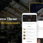 Korina CSSIgniter - Premium Restaurant Bar Cafe THeme for WordPress