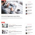 Tabloid Demo - MyThemeShop Minimalist WordPress Magazine Theme